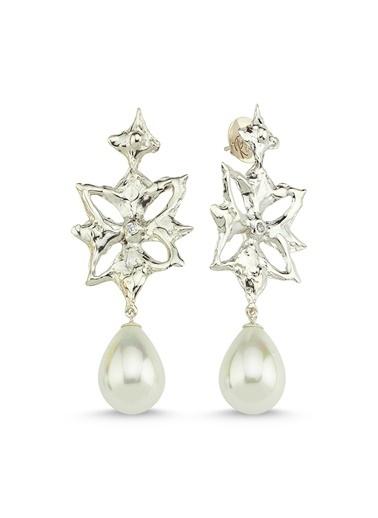 Reian Jewelry Grace Sılver Küpe Gümüş